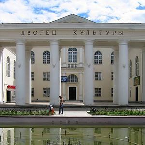 Дворцы и дома культуры Моргаушей