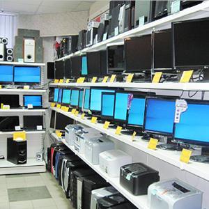 Компьютерные магазины Моргаушей