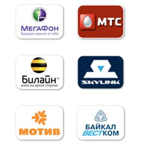 Операторы сотовой связи Моргаушей
