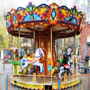 Парки культуры и отдыха Моргаушей