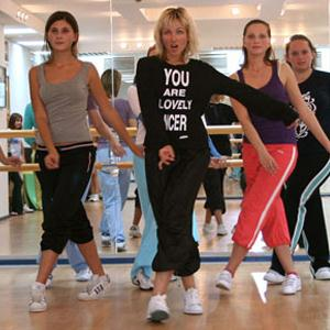 Школы танцев Моргаушей