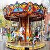 Парки культуры и отдыха в Моргаушах