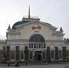 Железнодорожные вокзалы в Моргаушах