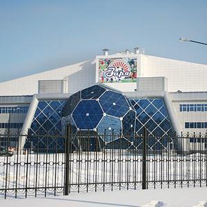 Спортивные комплексы Моргаушей