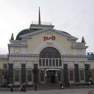 Железнодорожные вокзалы Моргаушей